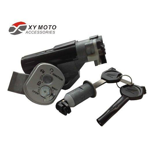 Key & Screw Set For Honda Ignition Switch