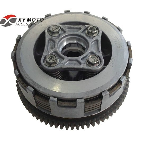 Wuyang Honda Motorcycle Parts Clutch Basket Assembly CG125 CLUTCH ASSY 22000-KCS-650