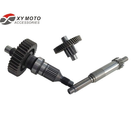 Engine Transmission Parts Tranny Gear Cluster for Piaggio BYD