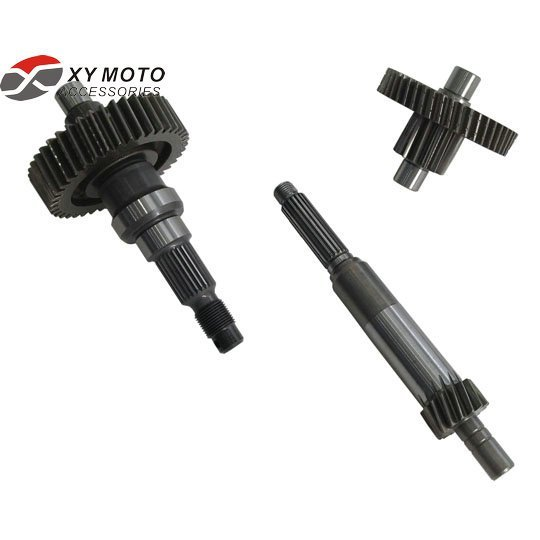 Transmission Gear Cluster for Piaggio Scooter Moped Engine