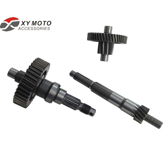 Scooter Trans Transmission Gears Drive Rear Axle Countergear BYK