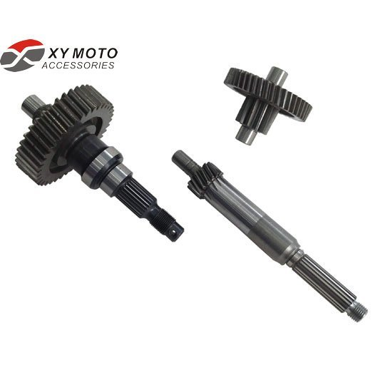Final Rear Axle Scooter Transmission Gears Tranny BYL