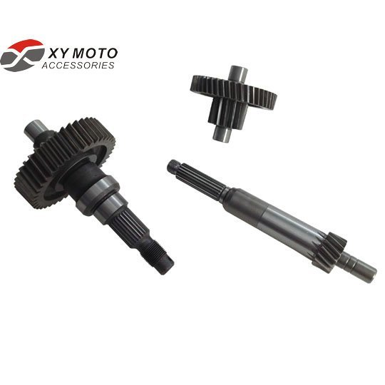 Piaggio Scooter Transmission Parts Gear and Shaft BYT