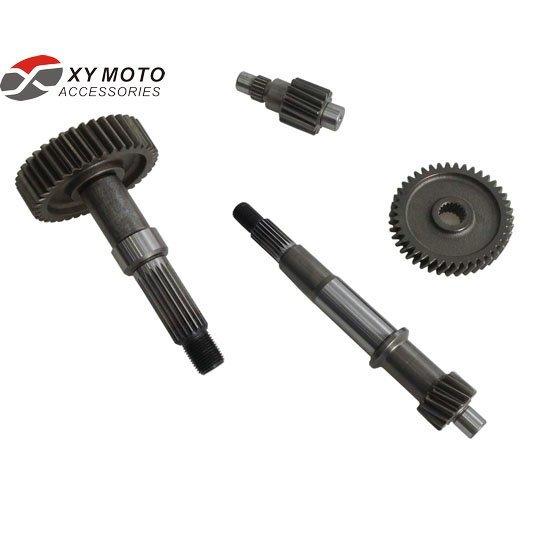 WH125 Transmission Drive Axle Gears Tranny Honda 125cc KCW