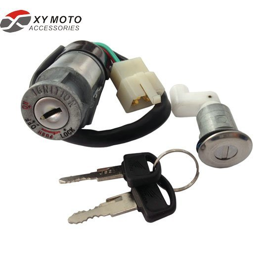Motorcycle Ignition Lock For Honda WAVE110 35010-KFL-D00