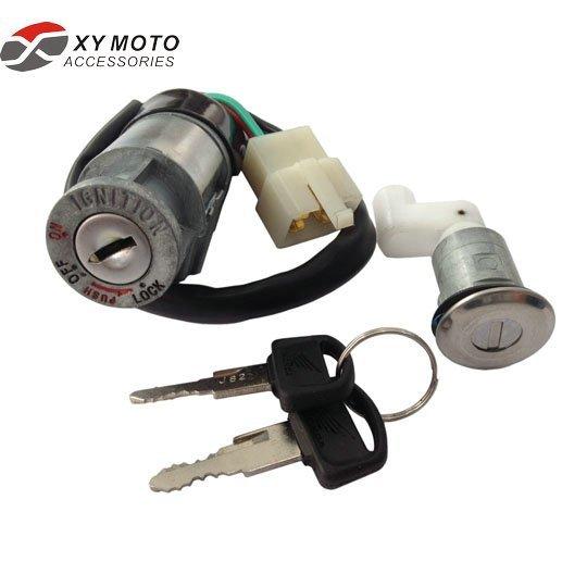Motorcycle Ignition Lock For Honda WAVE110 35010-KFL-D00
