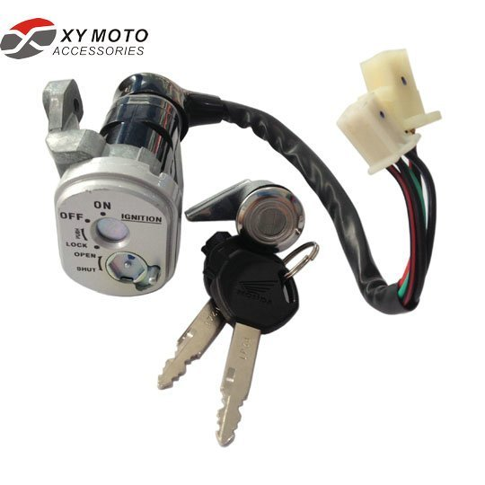 Motorcycle Key Ignition For Honda WAVE100S 35010-KTL-750