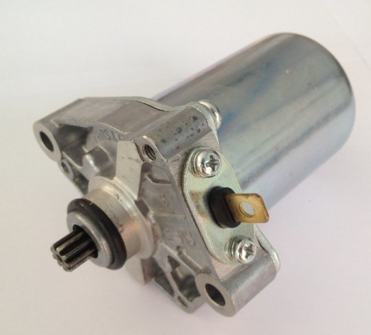 China Motorcycle Spare Parts Honda Starter Motor 31200-GCC-000