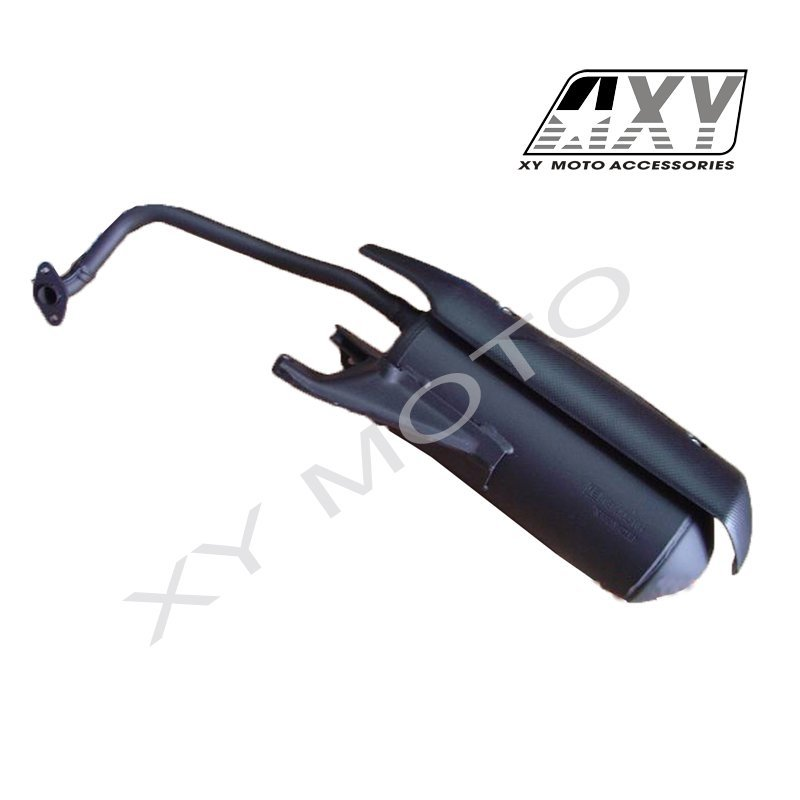 18200-GGC-900 HONGDA SPACY110 MUFFLER COMP., EX.