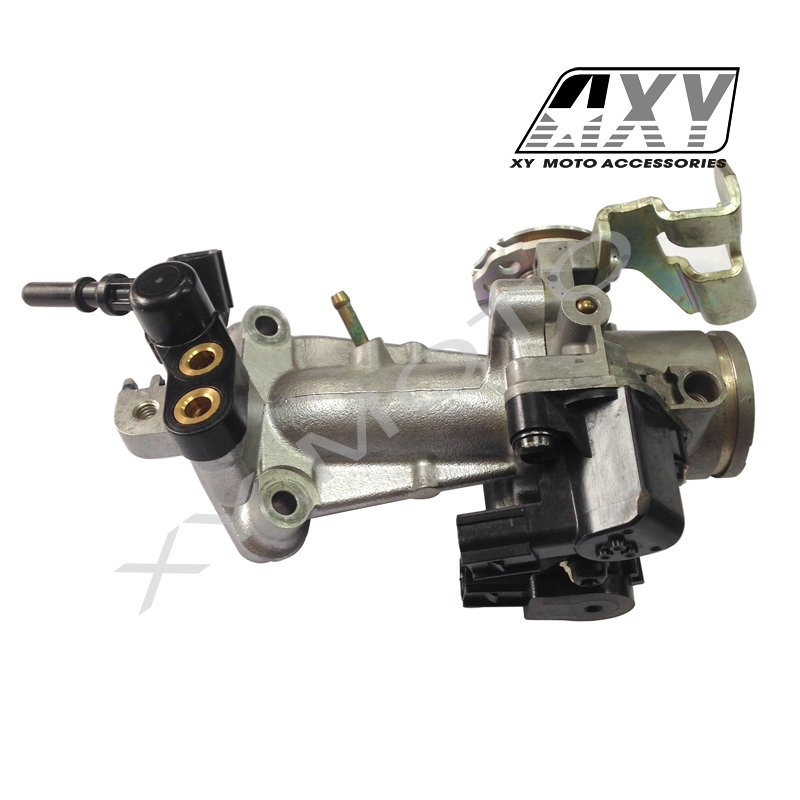 16400-K48-T41 HONDA SPACY ALPHA110 THROTTLE BODY ASSY. (GQR2B A)