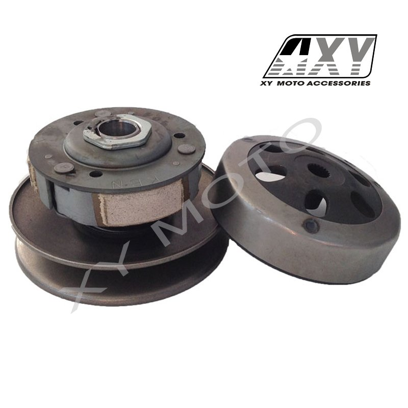 23010-K48-A01-M1 HONDA SPACY ALPHA110 DRIVEN PULLEY ASSY