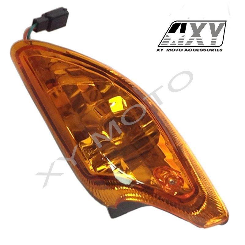 33450-GCC-E70 HONDA FIZY125 L FR WINKER ASSY