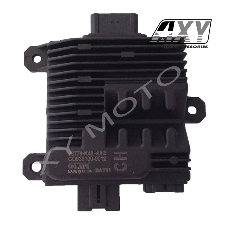 38770-K48-A02-M1 HONDA SPACY ALPHA110 PGM-FI UNIT