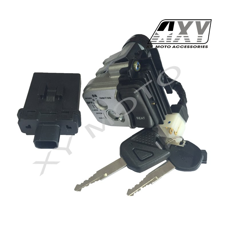 KEY SET 35010-K29-900 SWITCH SET FOR SH MODE